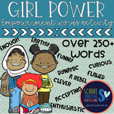 Girl Power - Girl Empowerment Lesson
