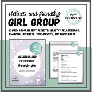 Girl Power Group - 10 weeks
