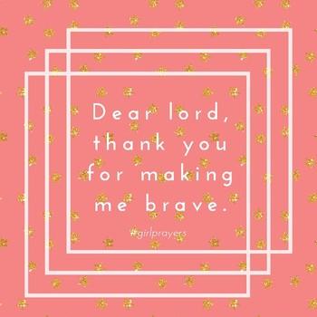 Girl Prayers