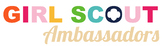 Girl Scouts Inspired Ambassadors Troop Logo
