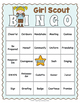 Girl Scout BINGO - Girl Scout Game