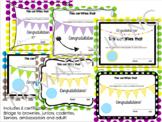 Girl Scout Bridging Certificates