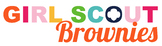 Brownie Troop Logo Girl Scouts Inspired