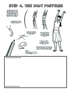 Girl Scout Cadette Comic Artist Download