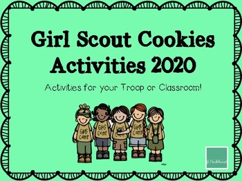 Girl Scout Cookie Activities