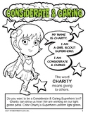 """Girl Scout Daisy """"Considerate & Caring"""" Petal Download"""