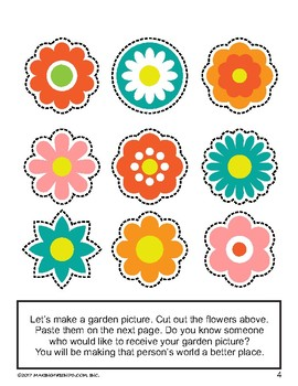 "Girl Scout Daisy ""Make the World a Better Place"" Petal Download"