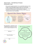 Girl Scout Daisy Petals Independent Study Pages