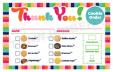 LBB Cookie Thank You Order Printable Download Girl Scout I