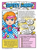 Girl Scout Junior Superhero Safety Award Download