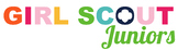Girl Scout Junior Troop Logo *PERSONALIZED*