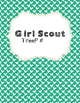 Girl Scout Leader Binder (Covers & Dividers only)