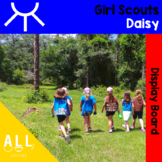 Daisy Girl Scouts Display Board