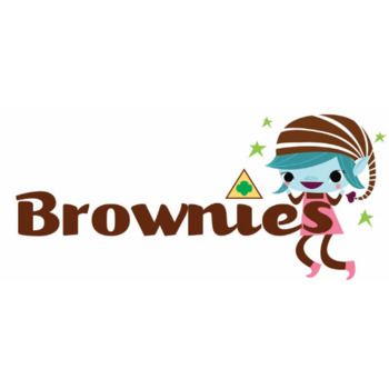 Girl Scouts Inspired Brownies Printable Graphic