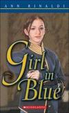 Girl in Blue by Ann Rinaldi Novel Unit