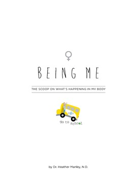 Girl's Curriculum: The Scoop on Being Me
