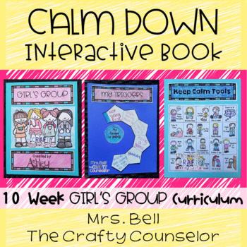 Girl's Group (Calm Down Control) (Anger Regulation)
