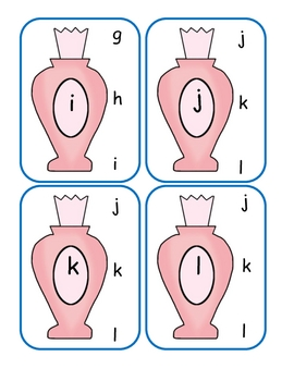 Girlie Girl Lower to Lower Clip Cards