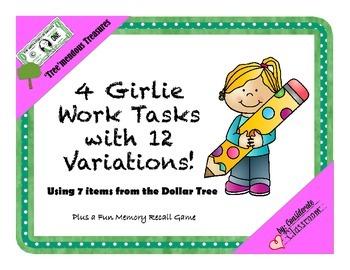 Girlie Work Tasks