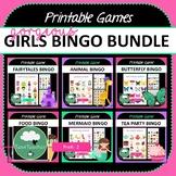 Girls Bingo BUNDLE - Gorgeous Girl Bingo Games Pirates Pla