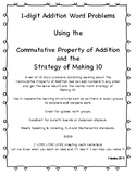 Girls & Boys-themed - Commutative Property, Making 10 and Sums to 10