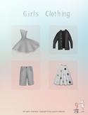 Girls Clothing Matching Labeling Identification Speech The
