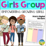 Girls Group - Distance Learning and Google Classroom Friendly