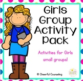 Girls Group Activity Pack