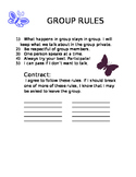 Girls Group- Rules