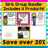Girls Group Counseling Bundle