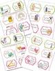 Girls Room Bundle - 42 Labels - 7 Files - Unlimited Printable Storage Help