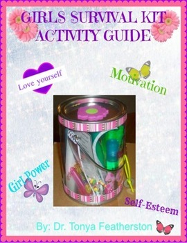 Girls Survival Kit Activity
