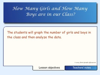 Graphing Girls and Boys