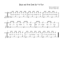 """Integrated Lesson: Rhyme/Music Lesson Kit-""""Girls and Boys"""""""