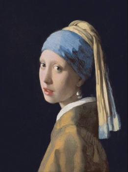 Girl with a Pearl Earring - Recreate Johannes Vermeer's Iconic Painting