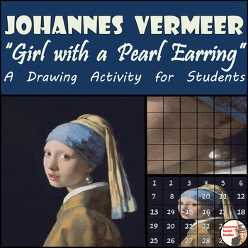 Girl with a Pearl Earring - Recreate Johannes Vermeer's Ic