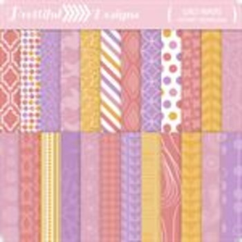 Girly Paper Pack