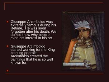 Giuseppe Arcimboldo- Fruit People