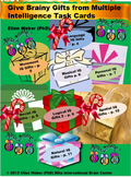 Give Brainy Gifts from Multiple Intelligences