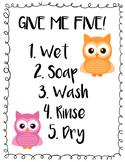 Give Me 5! [Owl Theme]