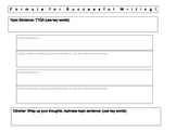 Give Me Evidence! Responding to Reading Template