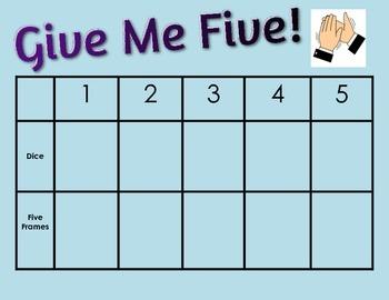 Give Me Five!