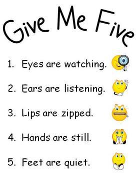 Image result for give me five emoji poster
