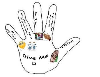 Give Me Five Visual