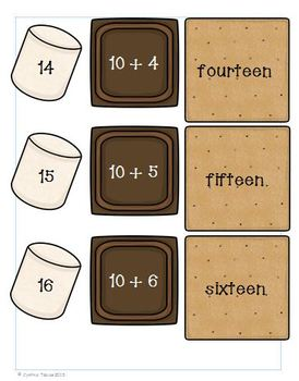 Give Me S'more Math!  Teaching help for--CCSS 2.NBT.3