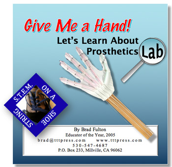 Give Me a Hand! Let's Learn About Prosthetics Lab