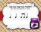 Peanut Butter & Jelly Sandwich Rhythm Reading Game - ta ti