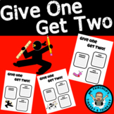 Give One Get Two  Student Self Assessment And Peer To Peer