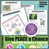 Kindness Anti-Bullying Tolerance SEL Character Building Te