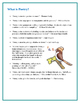 Give Poetry a Chance Unit, Activities and Worksheets